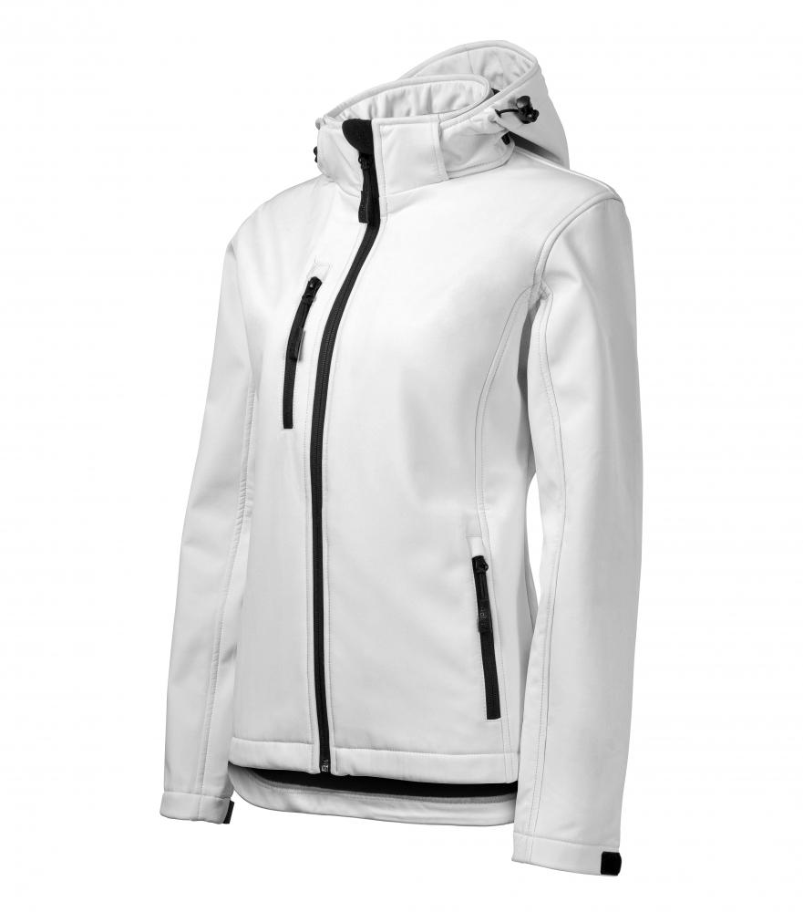 Biała kurtka softshell Performance damska