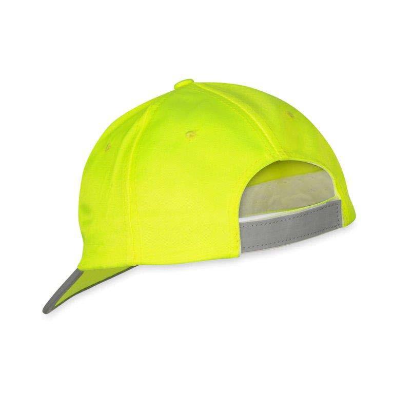 Czapka odblaskowa dla dorosłych Reflex - żółta