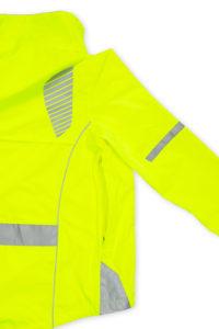 Żółta kurtka odblaskowa dla aktywnych Reflective Wings 3M