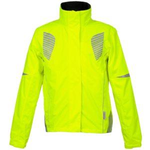 Żółta kurtka odblaskowa dla aktywnych Reflective Wings 3M - przód