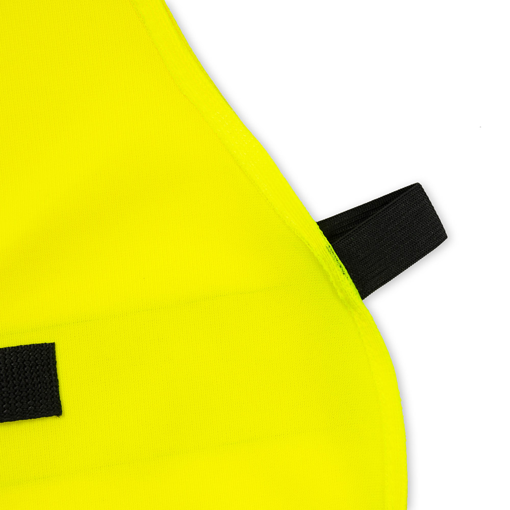 Boczne gumki kamizelki odblaskowej UU204